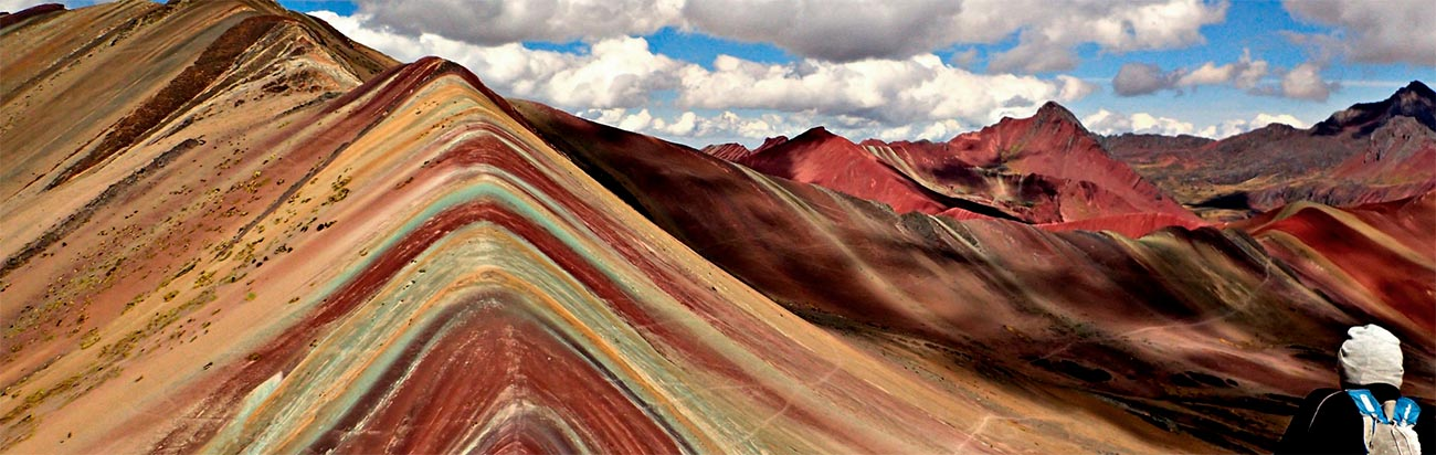 Montana de colores Feel Peru
