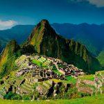 Machu Picchu feel peru